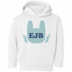 Custom Initials Toddler Sweatshirt