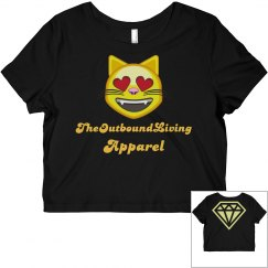 TheOutboundLiving Emoji Shirt