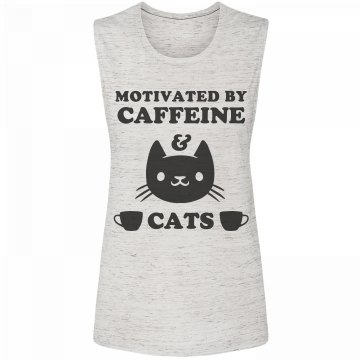 Caffeine And Cats Forever