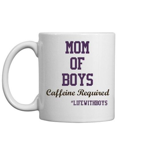 Caffeine Required