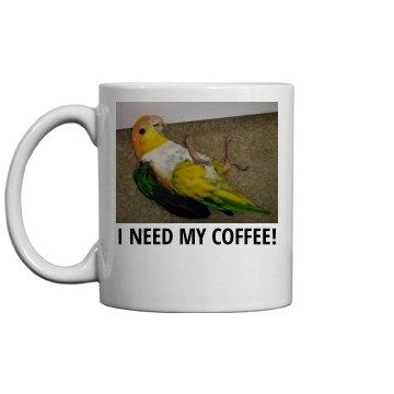 Caique Coffee Mug