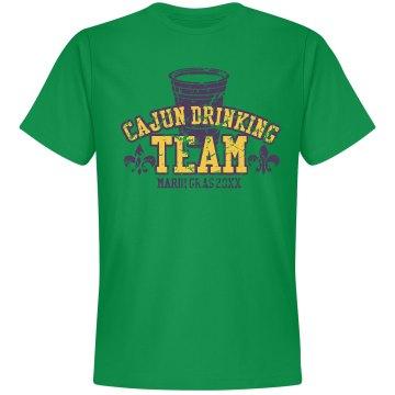 Cajun Drinking Team