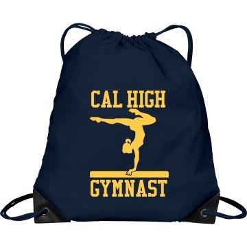 Cal High Gymnast