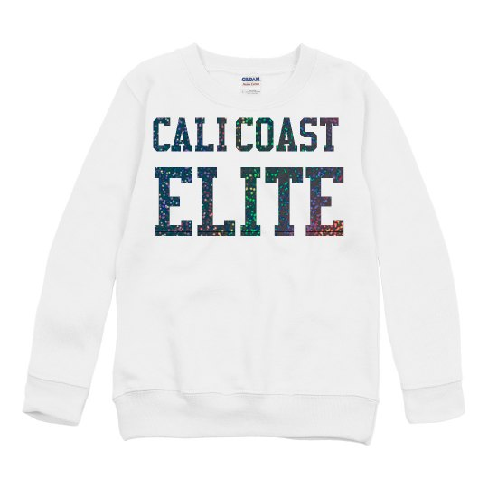 CALI COAST ELITE  youth sweatshirt