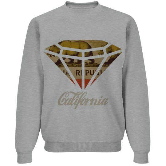 Cali Diamond Crewneck