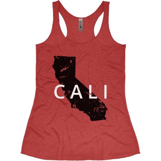 Cali State Tank