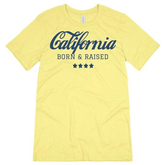 California Born & Raised