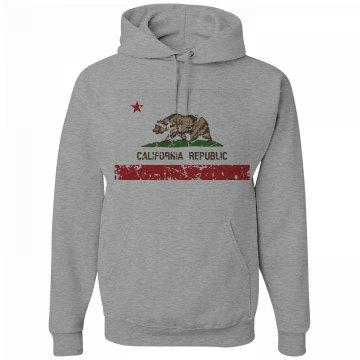 California Republic Sweater (Stressed Look)