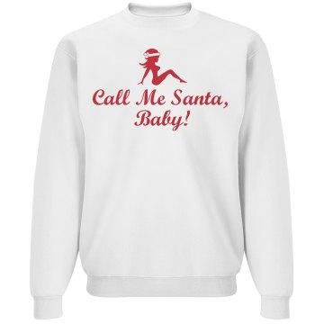 Call Me Santa, Baby