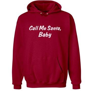 Call Me Santa Christmas