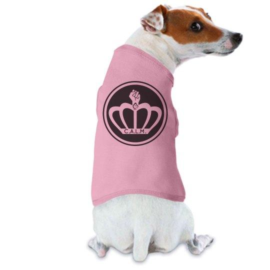 CALM Dog Shirt