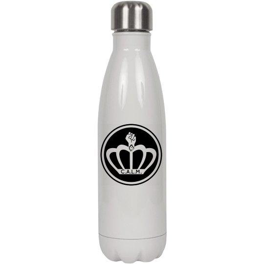 CALM water bottle 2