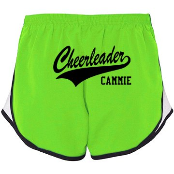 Cammie the Cheerleader