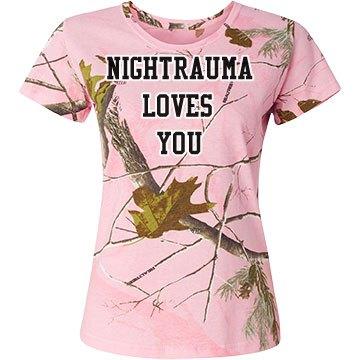 camo nightrauma loves u