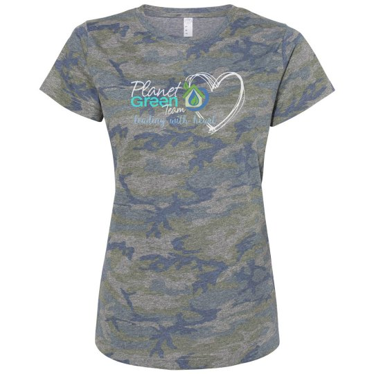 Camo PGT Leading with Heart