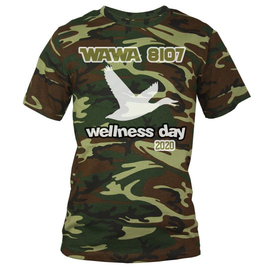 camo wellness day
