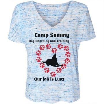 Camp Sammy Tee 1