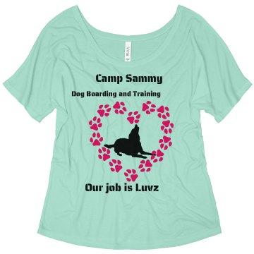 Camp Sammy Tee 2