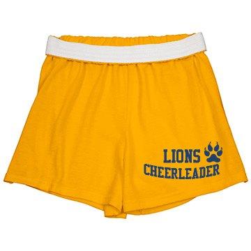 Camp shorts 2017 - juniors