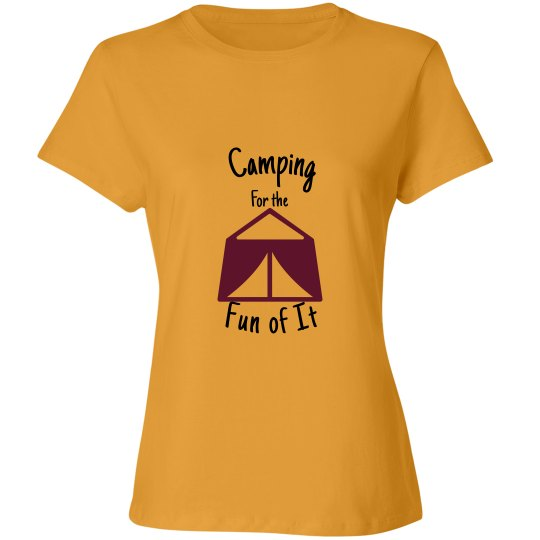 Camping For The Fun of It