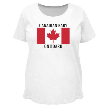 Canadian Baby on Board