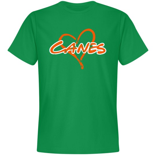 Canes Heart