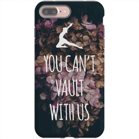 Can't Vault With US Iphone Case