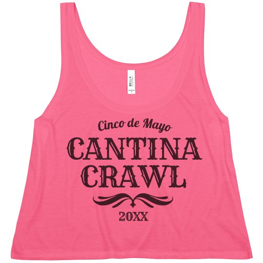 Cantina Crawl All Cinco