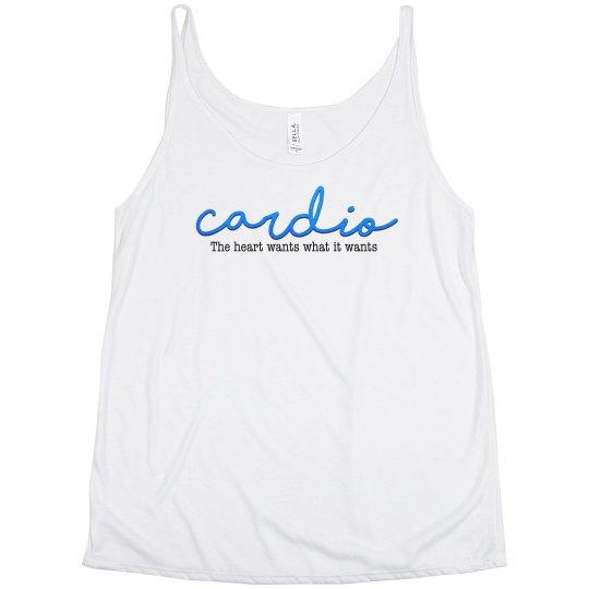 Cardio - Blue