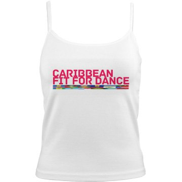 Caribbean Fit For Dance Cami