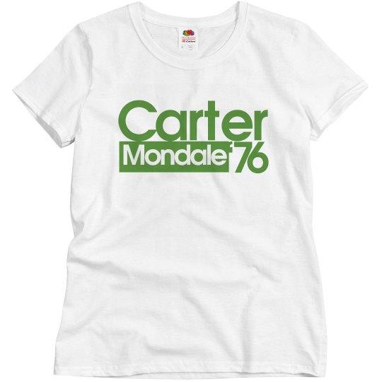 Carter Mondale 1976