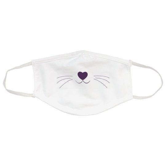 cat masks are fun