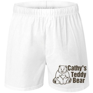 Cathy's Teddy Bear