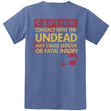 Caution Undead