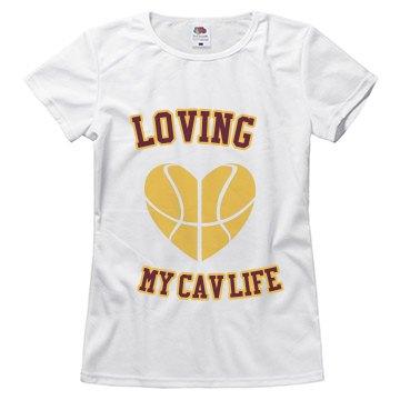 Cav Life shirt