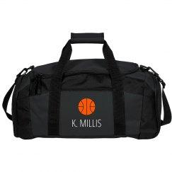 Sports Gear Equipment Bag