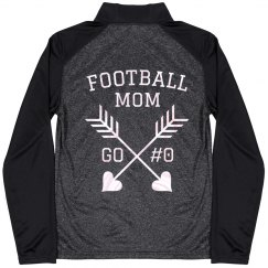 Football Mom Custom Pullover