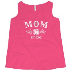 Custom Year Mother's Day