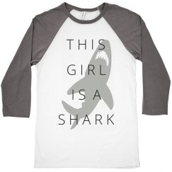 This Girl Is A Shark