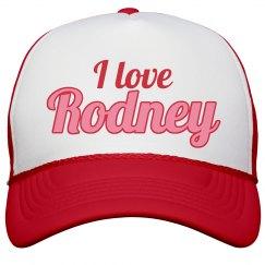 I love Rodney