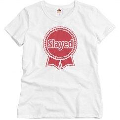 Slayed Award