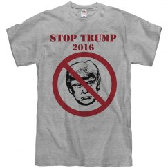 Stop Trump Shirt