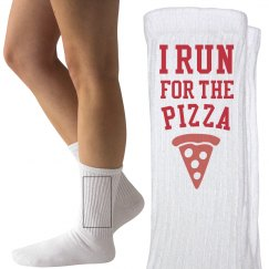 I Run for the Pizza