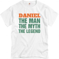 Daniel the man