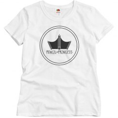 Women's Pencil Princess Tee (basic)