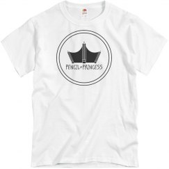Unisex Pencil Princess Tee (basic)