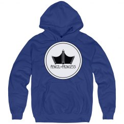 Pencil Princess Hoodie (more color options)