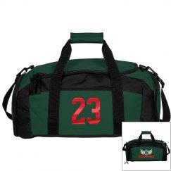 Benjamin. Football bag