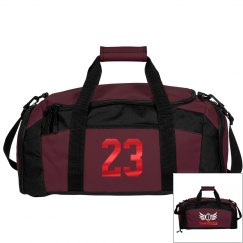Thomas. Football bag