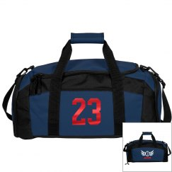 Alex. Football bag